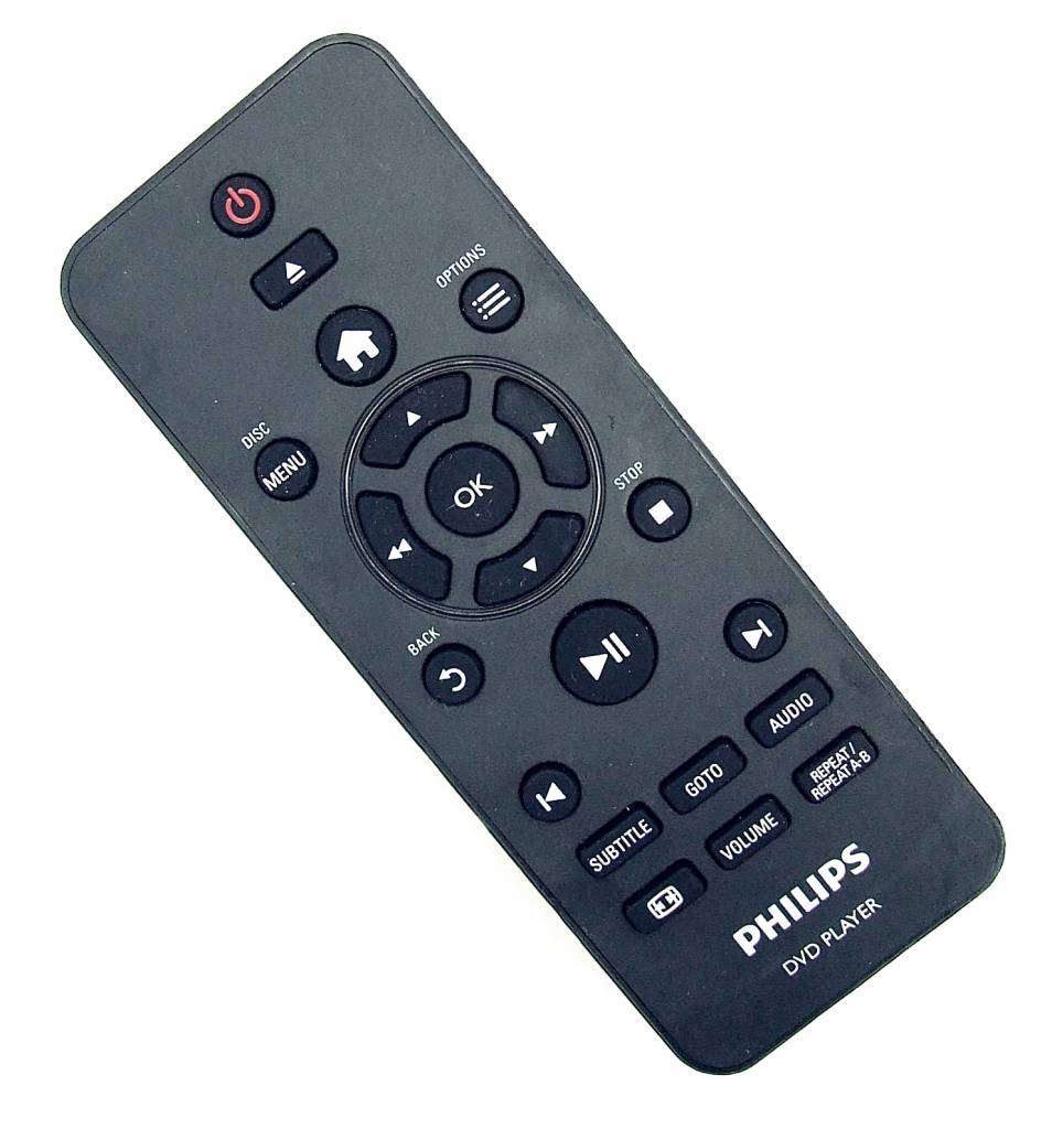 Philips Original Philips remote control RC-5721 for DVP2880, DVP3602, PT7899 DVD Player