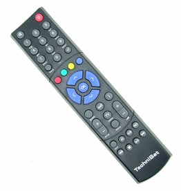 Technisat Original Technisat remote control FBFV235 black