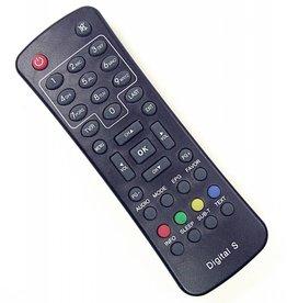 Digital S KT1035-A Original remote control for Digital TV Receiver
