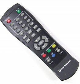 Original Shinelco remote control for DTD 109 DVB-T Receiver