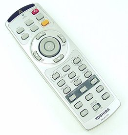 Toshiba Original Toshiba Projector Laser Remote Control for TLP-WX2200U 5.670988 NEW