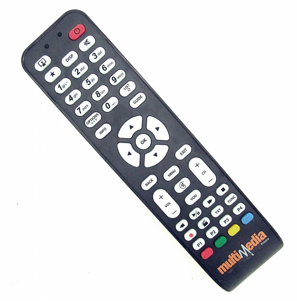 Original MultiMedia Polska remote control RC1994956/01