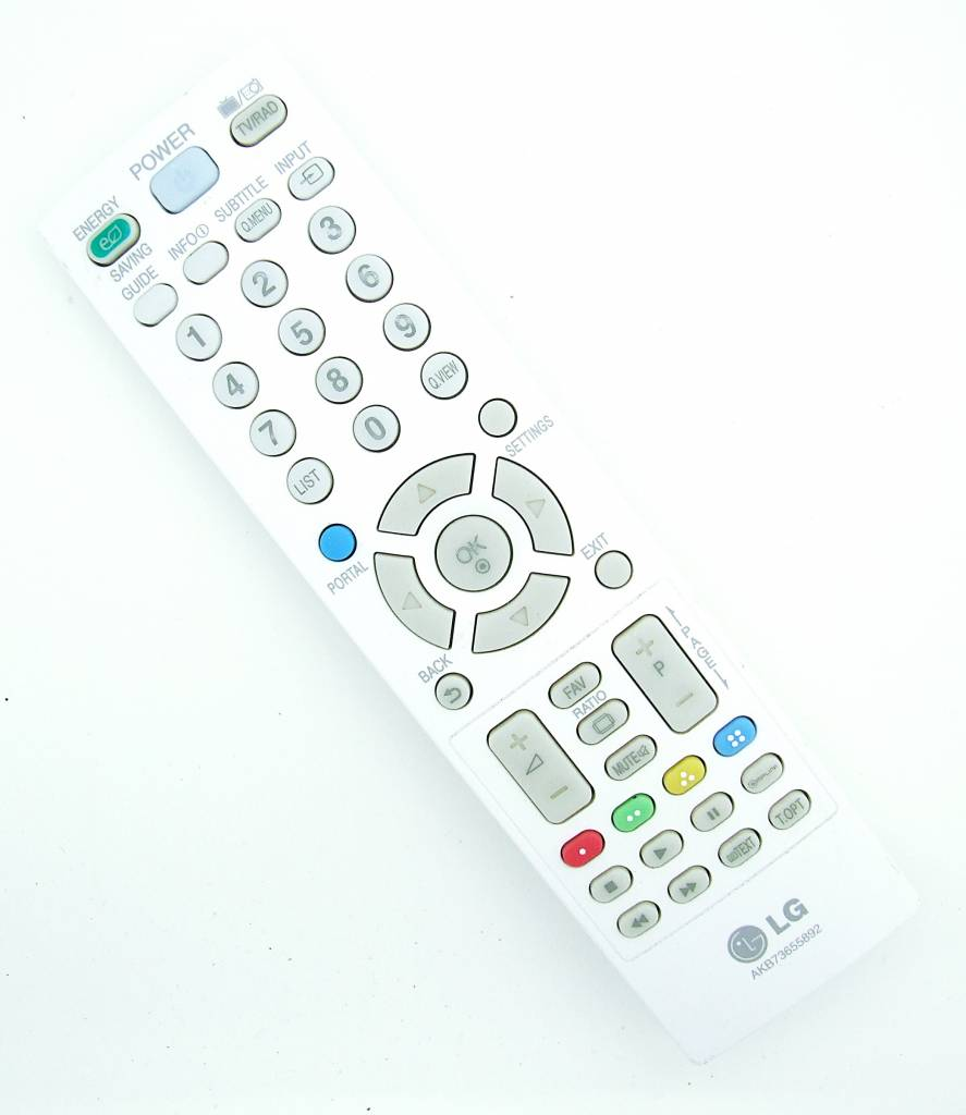 LG Original LG Fernbedienung AKB73655892