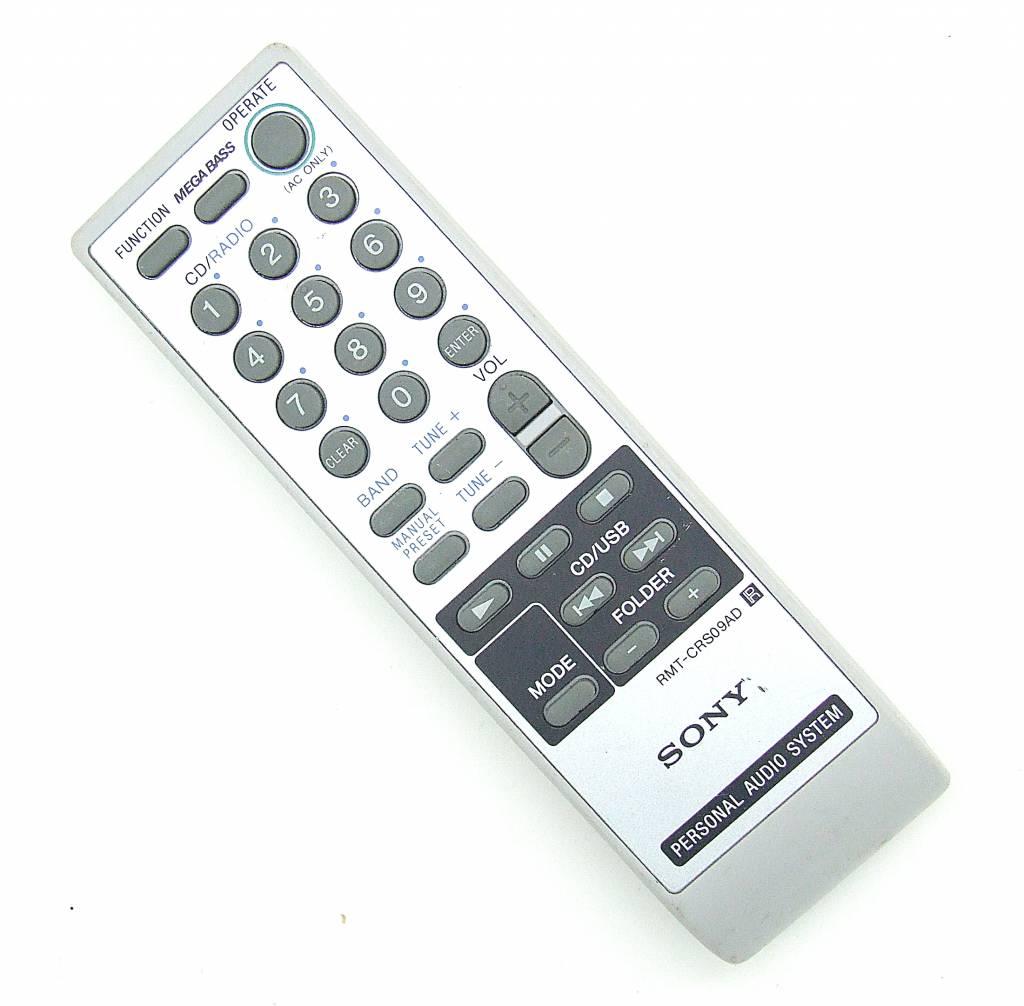 Sony Original Sony Fernbedienung RMT-CRS09AD Personal Audio System