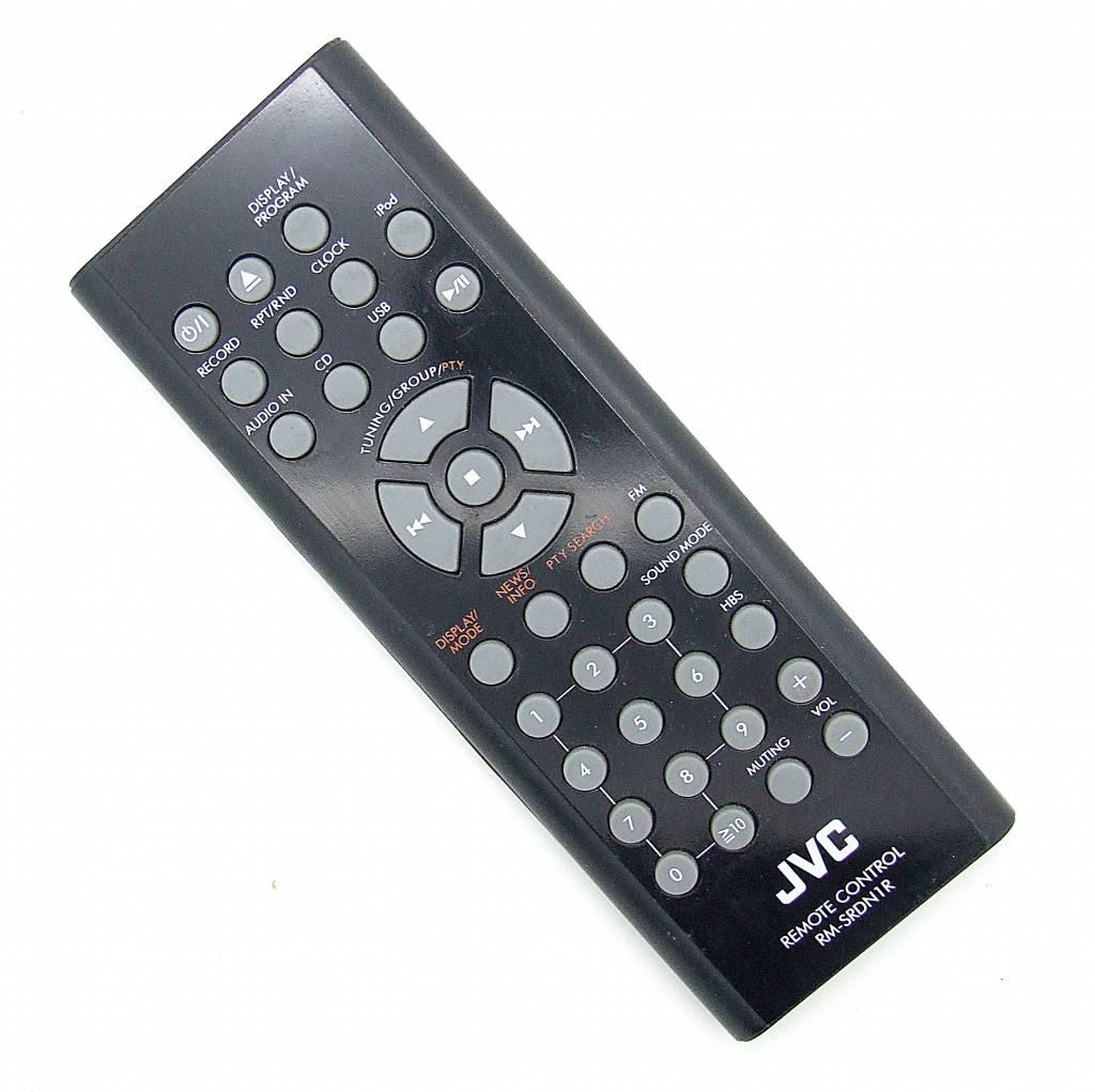 JVC Original JVC Fernbedienung RM-SRDN1R Remote Control