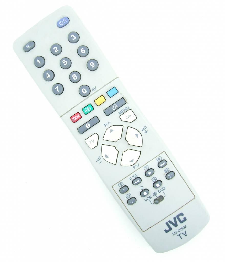 JVC Original JVC Fernbedienung RM-C1502 Remote Control