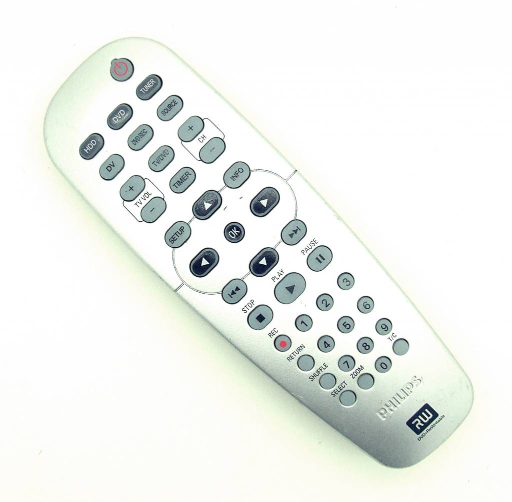 Philips Original Philips remote control 242254900968 for DVDR3440H, DVDR3360H