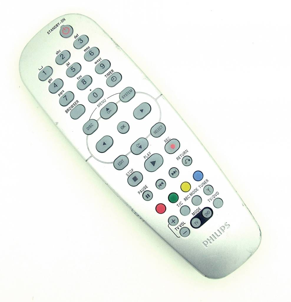Philips Original Philips remote control 313924872121