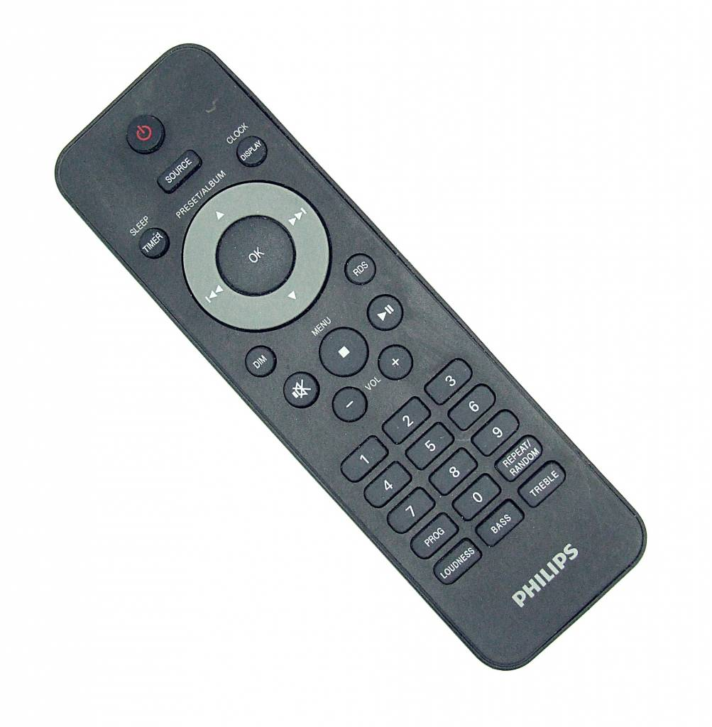 Philips Original Philips remote control for DCM3100 Dockingstation for iPod and iPhone