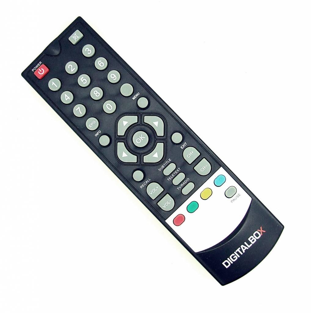 Digitalbox Original Digitalbox remote control RC42C Imperial DB 2 T / DB 2 T basic