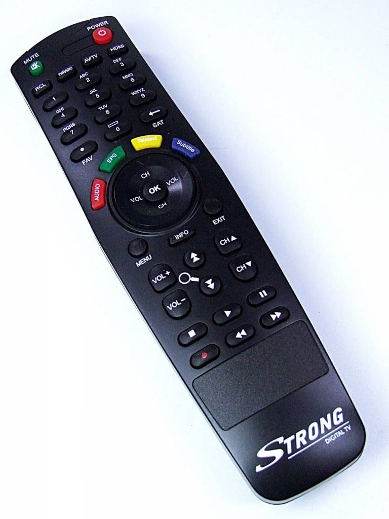 Strong Original Fernbedienung Strong Digital TV Remote Control