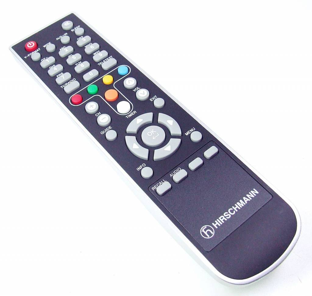 Original Hirschmann remote control CW-0856 NEW