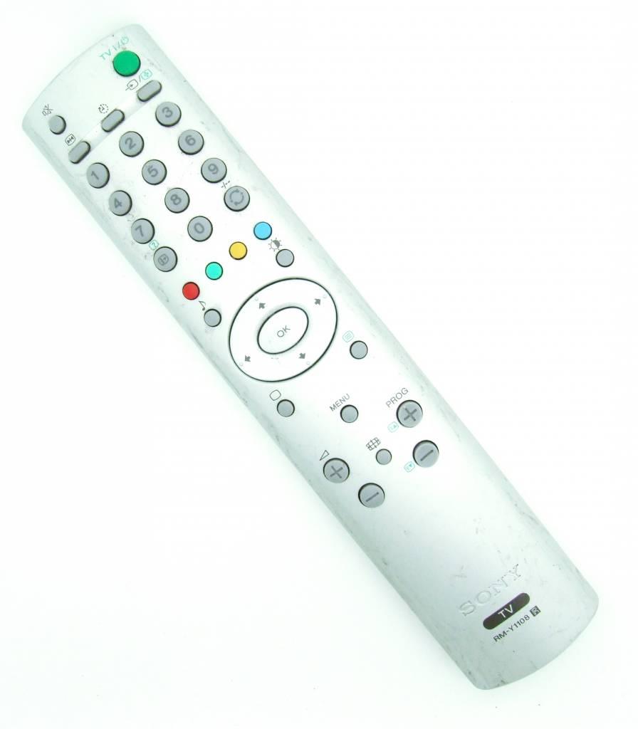 Sony Original Sony Fernbedienung RM-Y1108 TV Remote Control