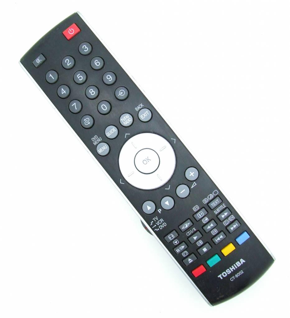 Toshiba Original Toshiba CT-8002 Fernbedienung Remote Control