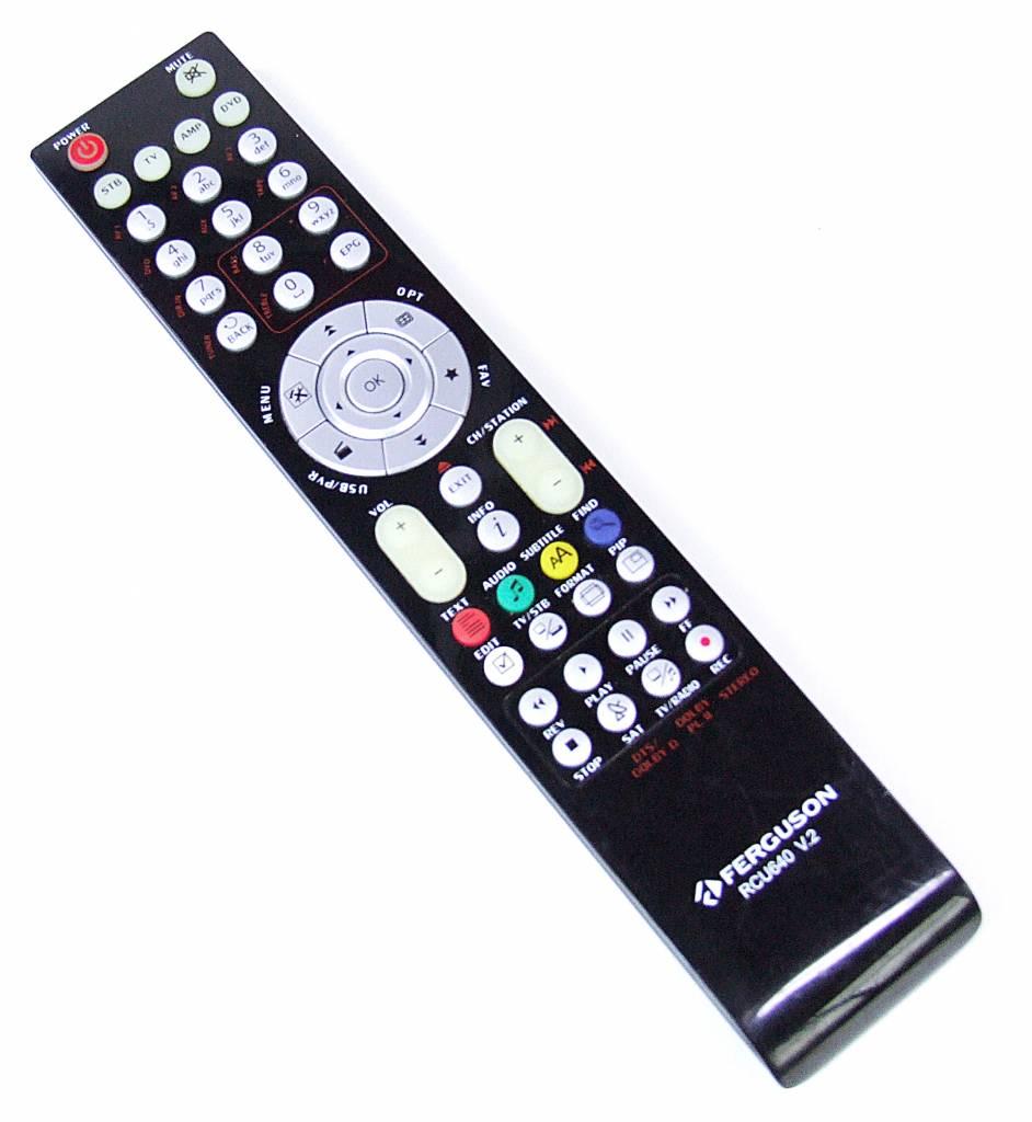 Ferguson Original Ferguson remote control RCU 640 V.2