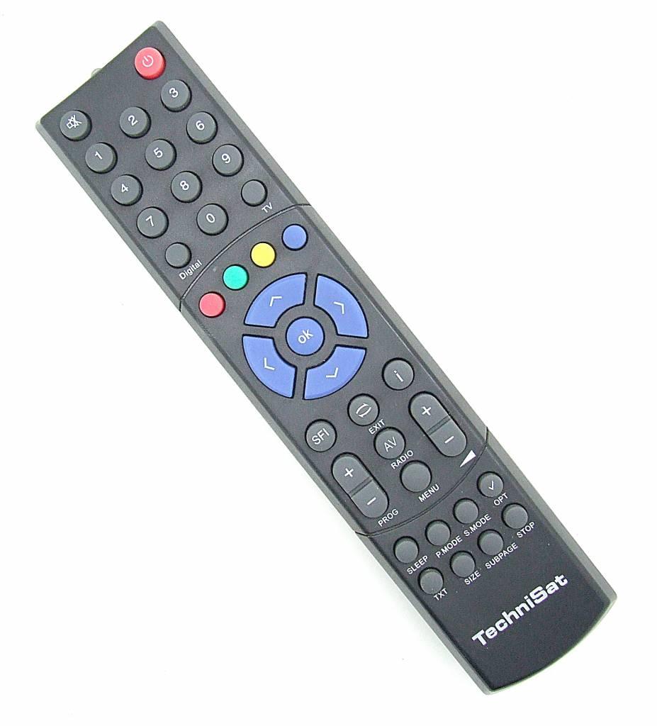 Technisat Original Technisat Fernbedienung FBTV22-26 Remote Control