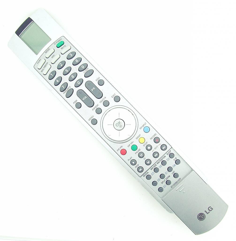 LG Original Fernbedienung LG 6710V00137F Remote Control