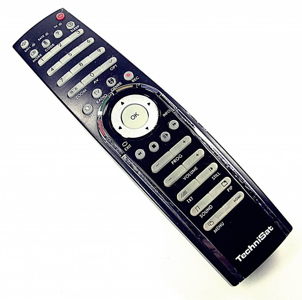 Original Technisat Fernbedienung TechniLine HD FBTV335B/02
