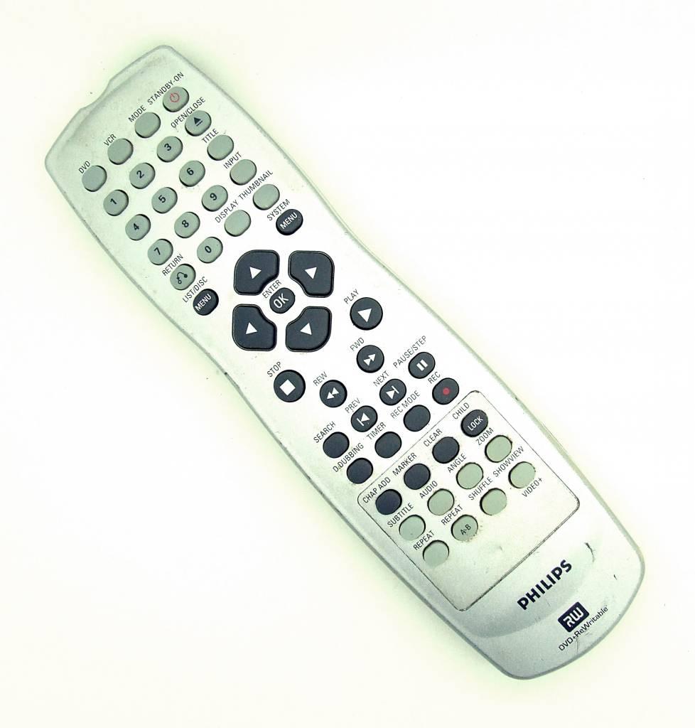 Philips Original Philips Fernbedienung 313923809221 RC1145125/01 für DVDR630VR