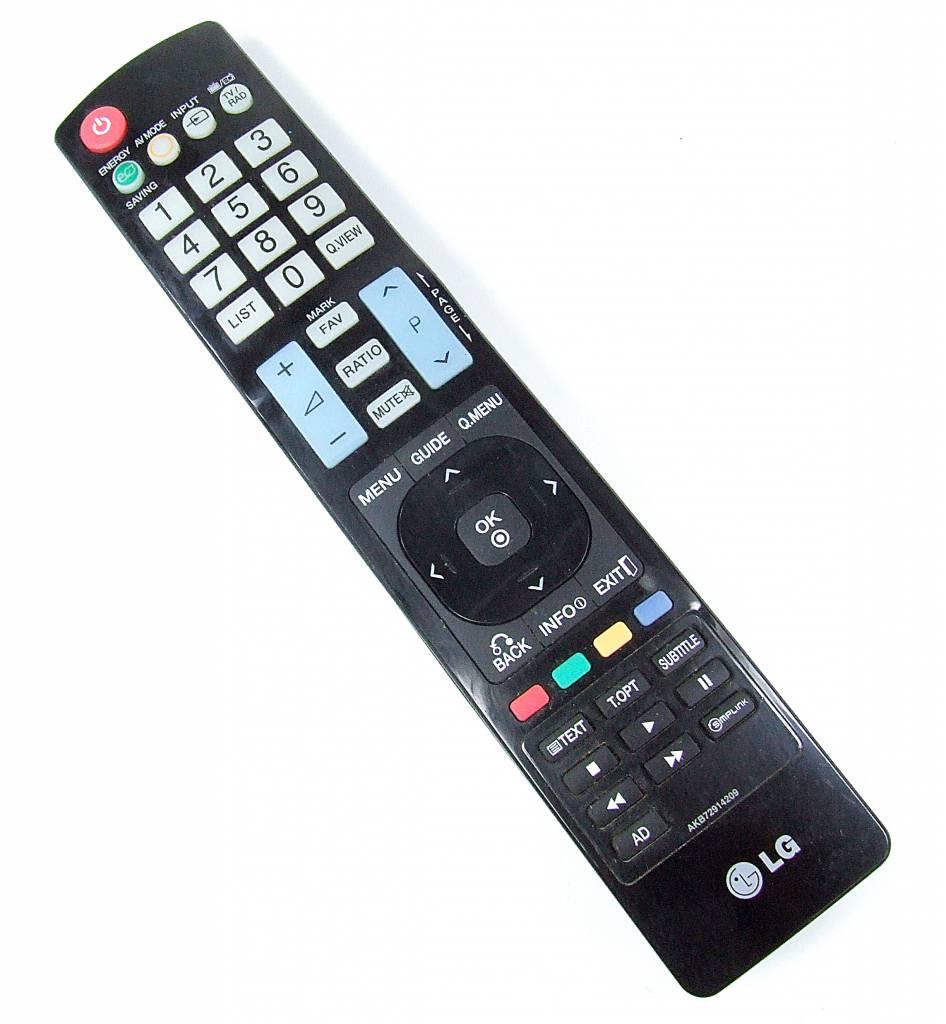 LG Original Fernbedienung LG AKB72914209 Remote Control