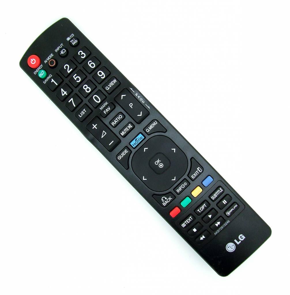 LG Original LG Fernbedienung AKB72915246 Remote control