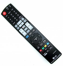 LG Original LG remote control AKB73635501 for HR925M, HR929M, HR935M Blu-Ray/HDD Recorder