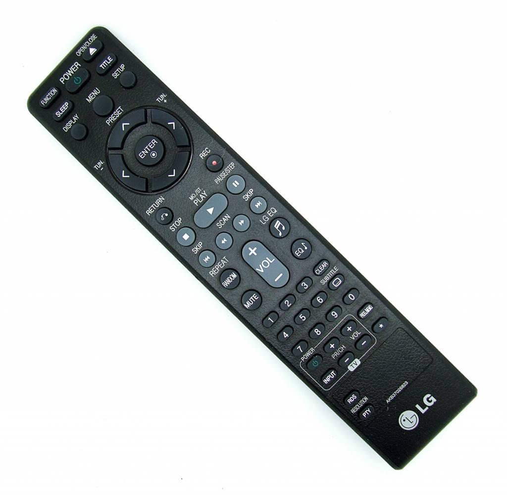 LG Original LG Fernbedienung AKB37026823 für HT304SU, HT305SU