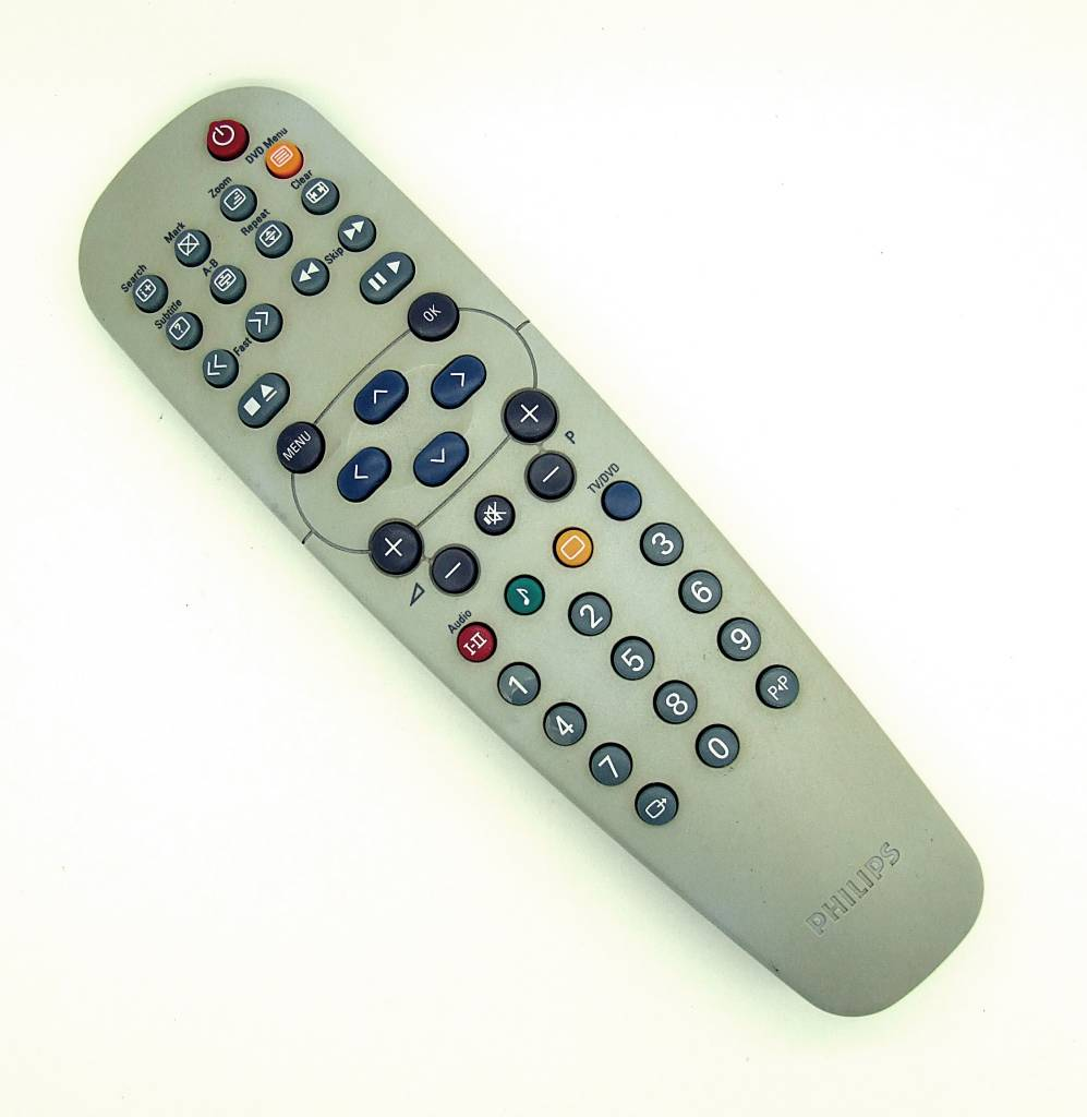 Philips Original Philips remote control 313923805641 RC19042013/01 for DVD