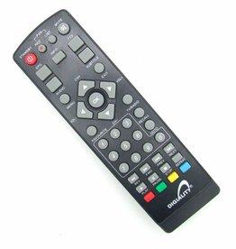 Original remote control for Digiality T145 DVB-T Receiver