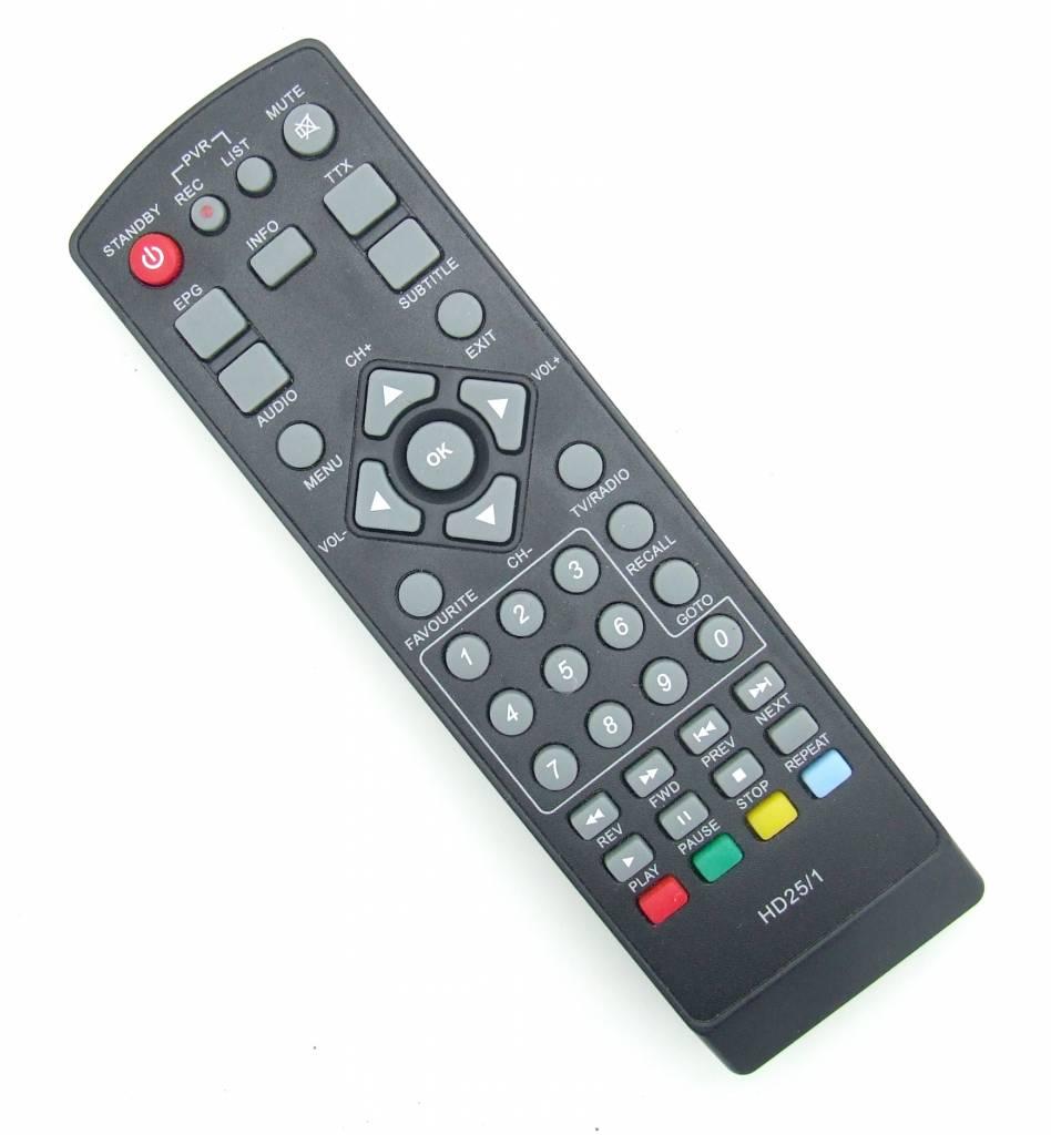 COMAG Original remote control Comag HD25/1