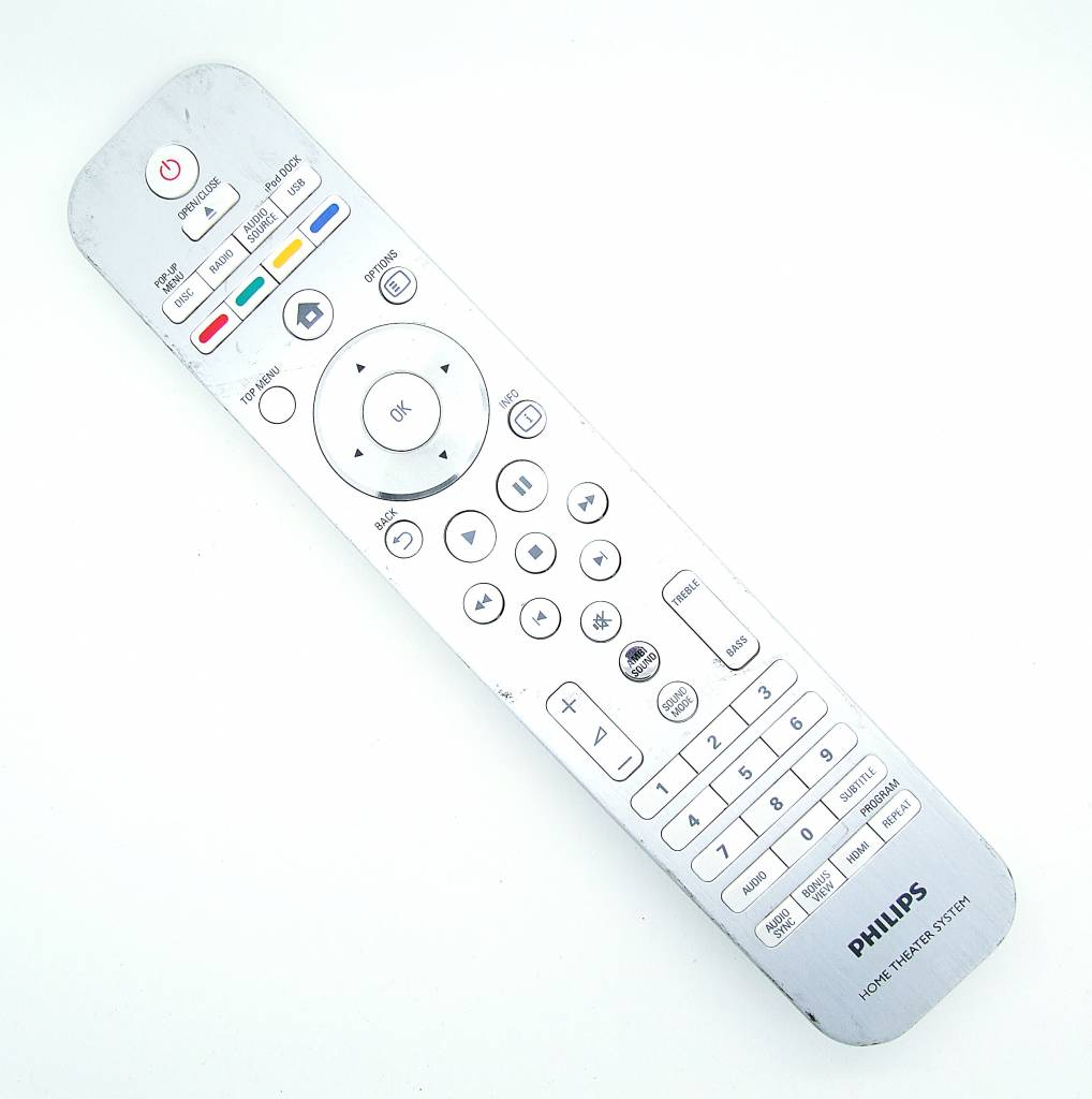 Philips Original Philips remote control 242254902442, 2422 549 02442 Home Theater System