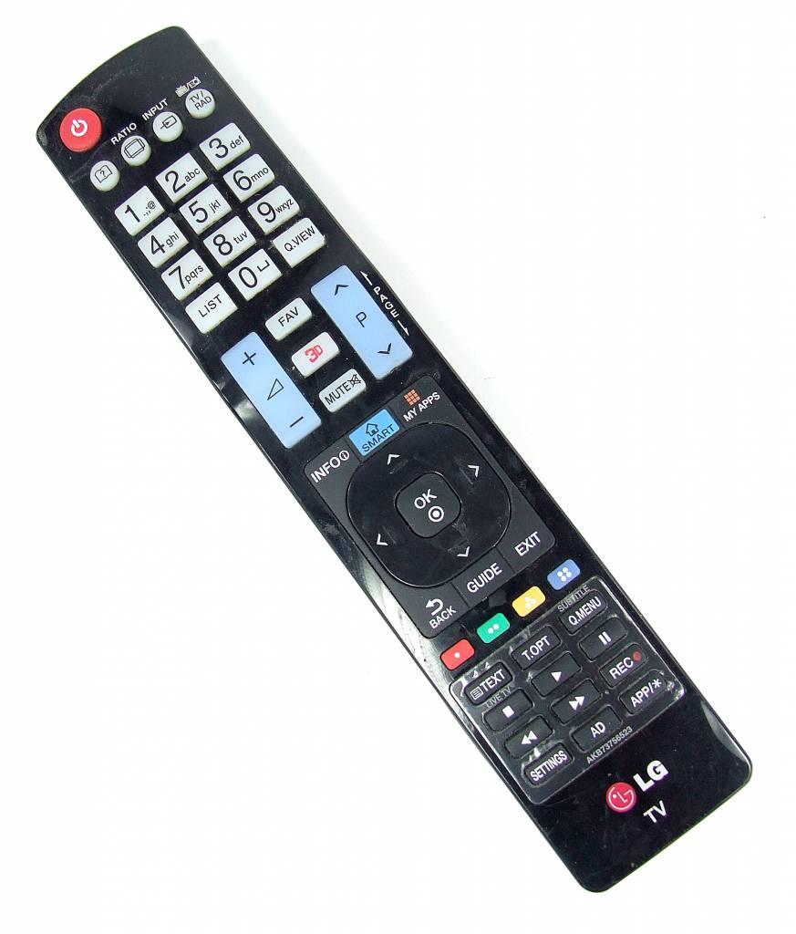LG Original LG remote control AKB73756523