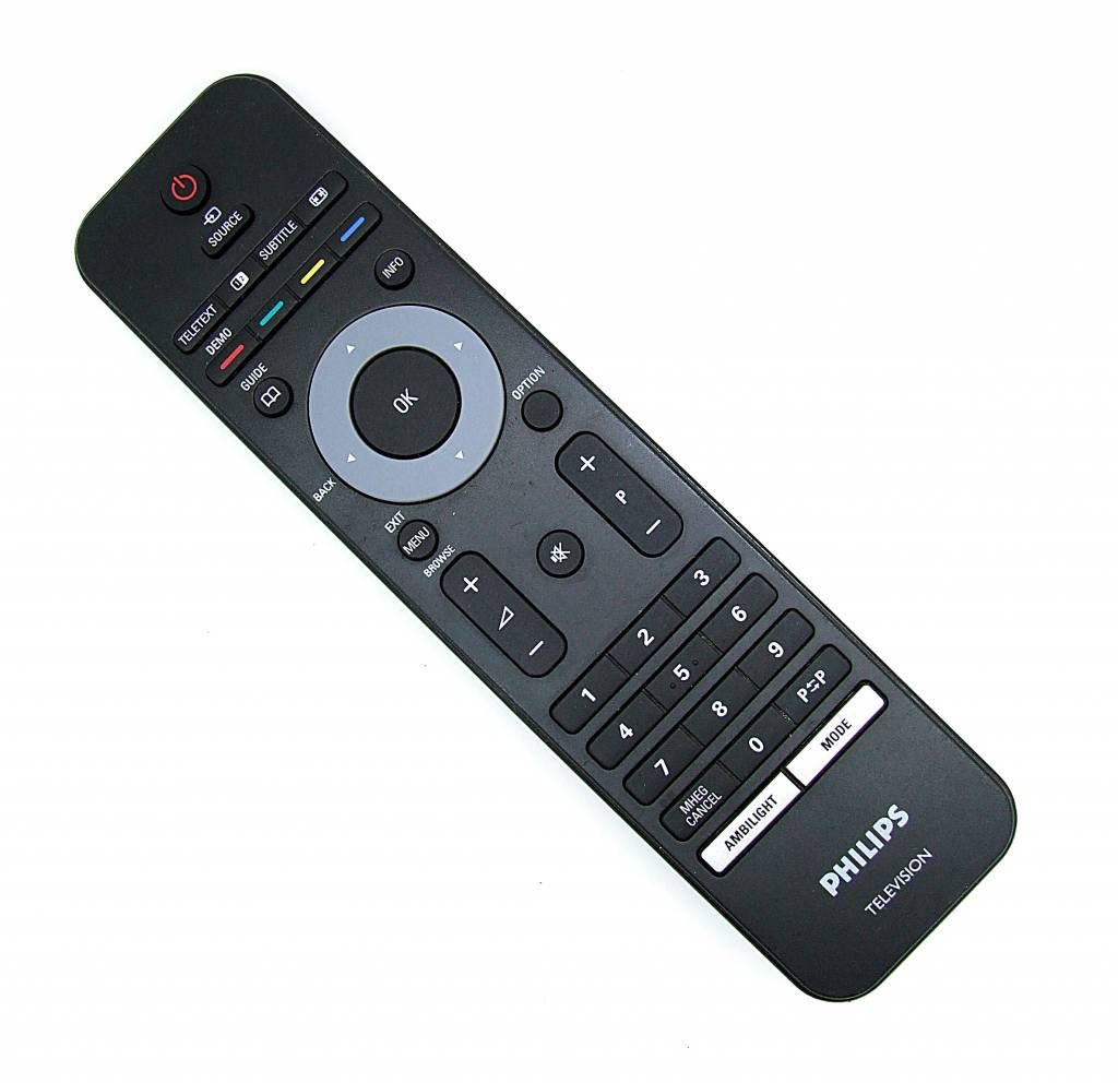 Philips Original Philips remote control 313922852871 RC2143801/01 Television
