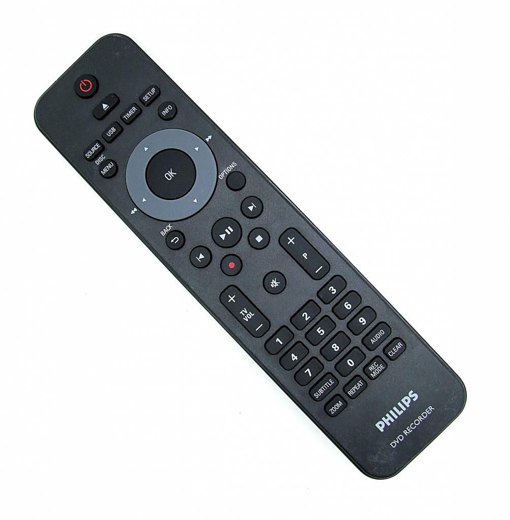 Philips Original Philips Fernbedienung 242254901855 für DVDR3600 DVD Recorder