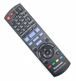 Panasonic Original Fernbedienung Panasonic Blu-Ray Disc Player N2QAKB000077 Remote Control