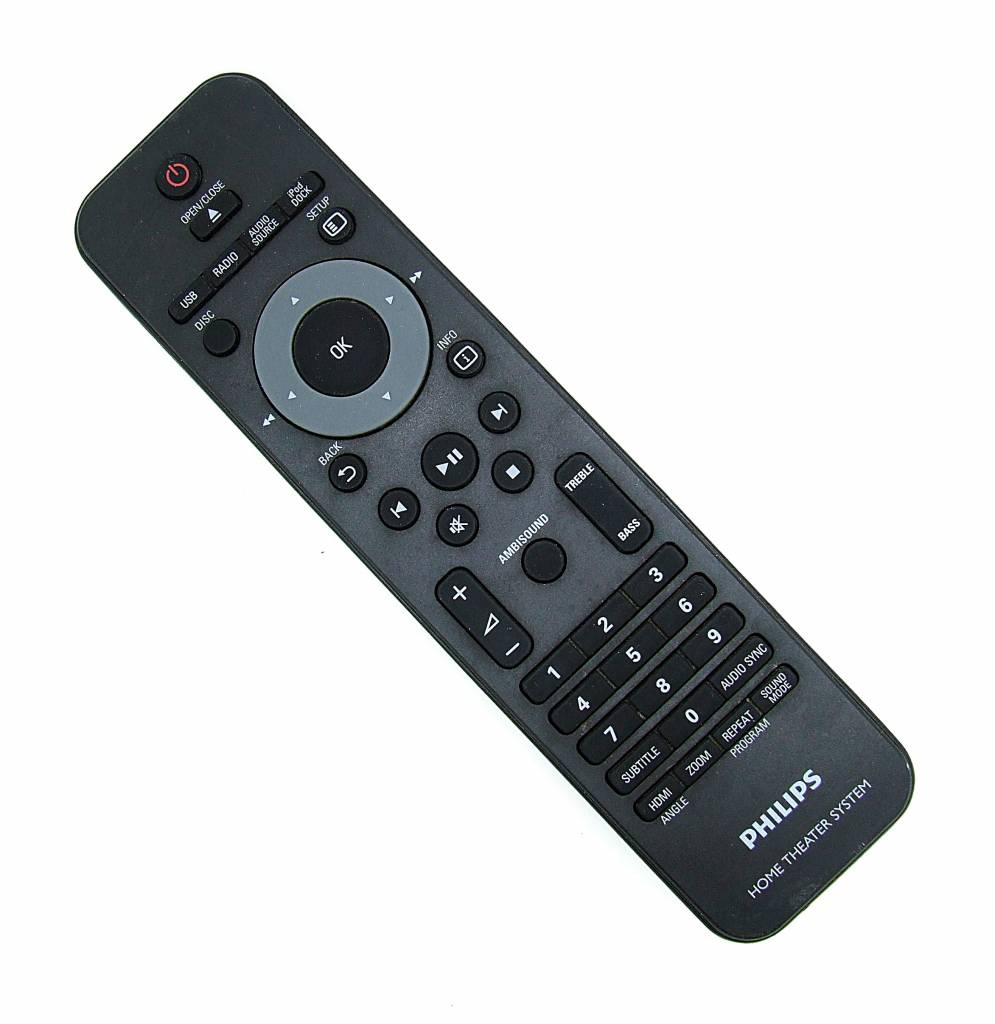 Philips Original Remote Control Home Theater System