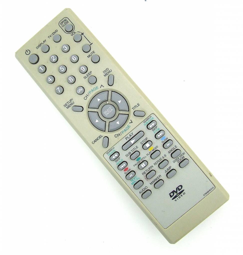 Original Fernbedienung 076N0HE010 für TV DVD Remote Control
