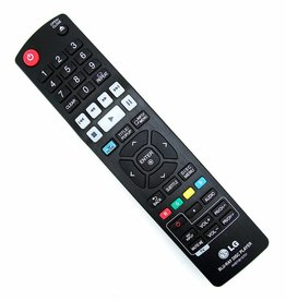 LG Original LG remote control AKB73615701 Blu-Ray Disc Player