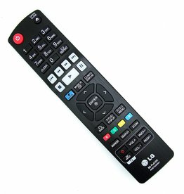 LG Original LG remote control AKB73295901 for BD670 BD Player