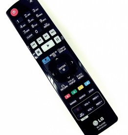 LG Original remote control LG AKB72975301 BLU-RAY Player