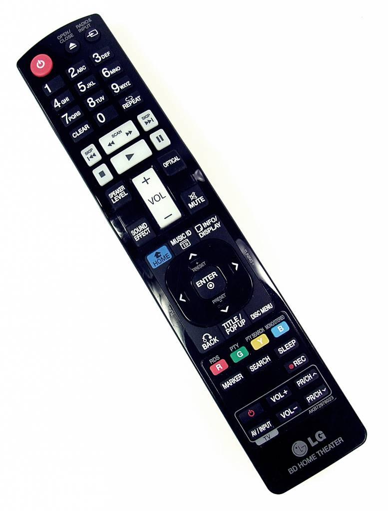 LG Original Fernbedienung LG AKB72976023 BLU-RAY Home Theater Remote Control