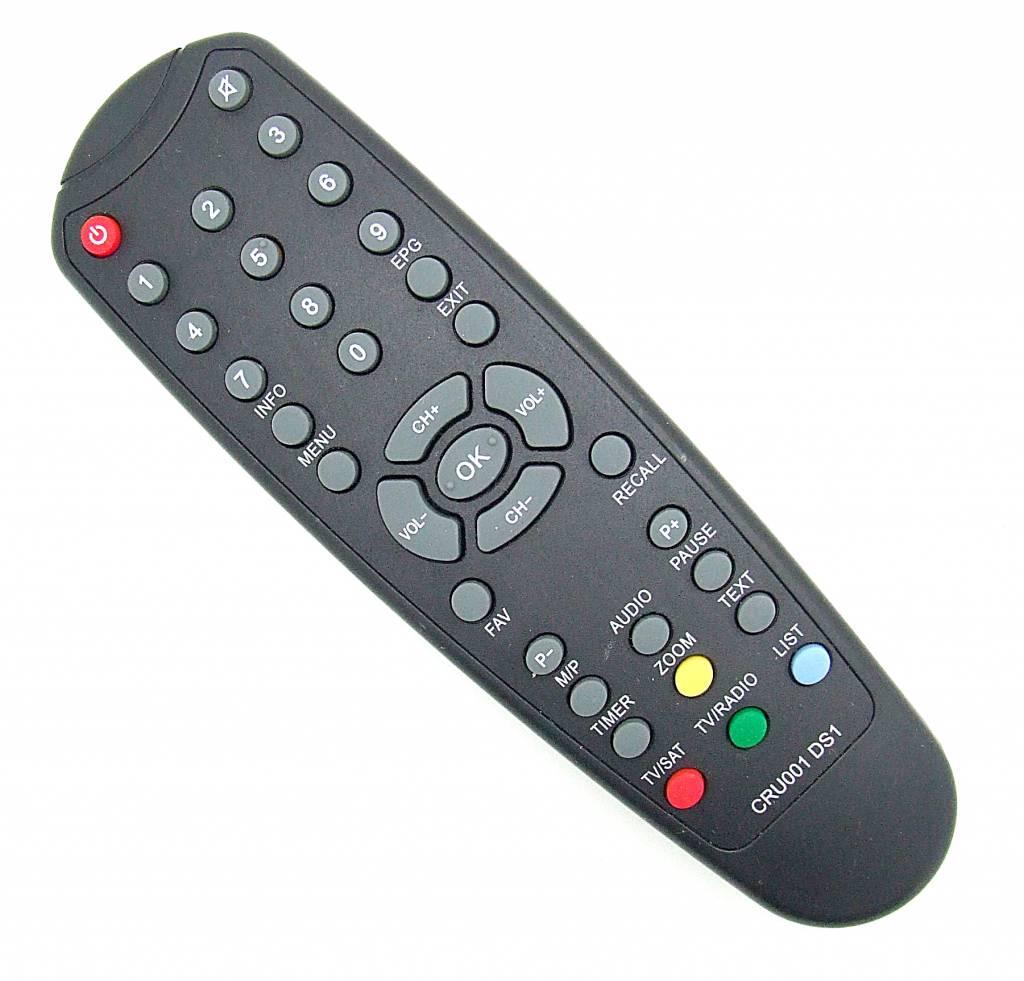 COMAG Original COMAG Fernbedienung CRU001 DS1 SL25 / SL35 / SL45 / SL65 Remote Control