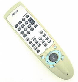 Sanyo Original Sanyo Fernbedienung für Video plus + Remote Control
