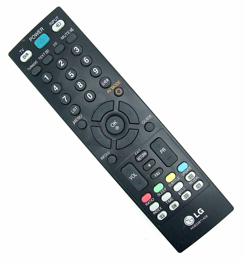 LG Original Fernbedienung LG AKB33871408 Remote Control