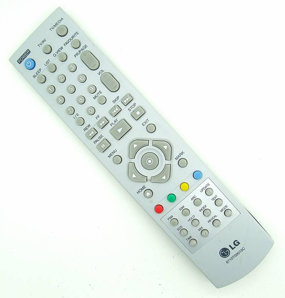 LG Original Fernbedienung LG 6710T00015C Remote Control