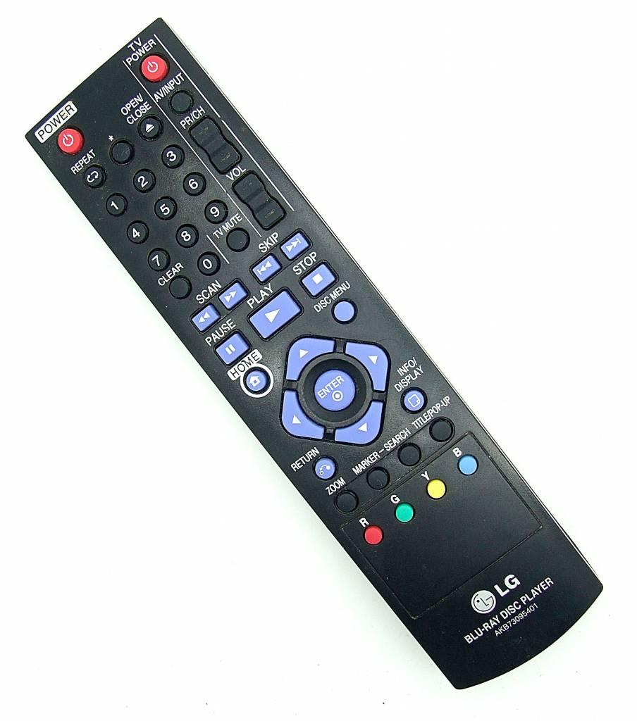LG Original Fernbedienung LG AKB73095401 Remote Control