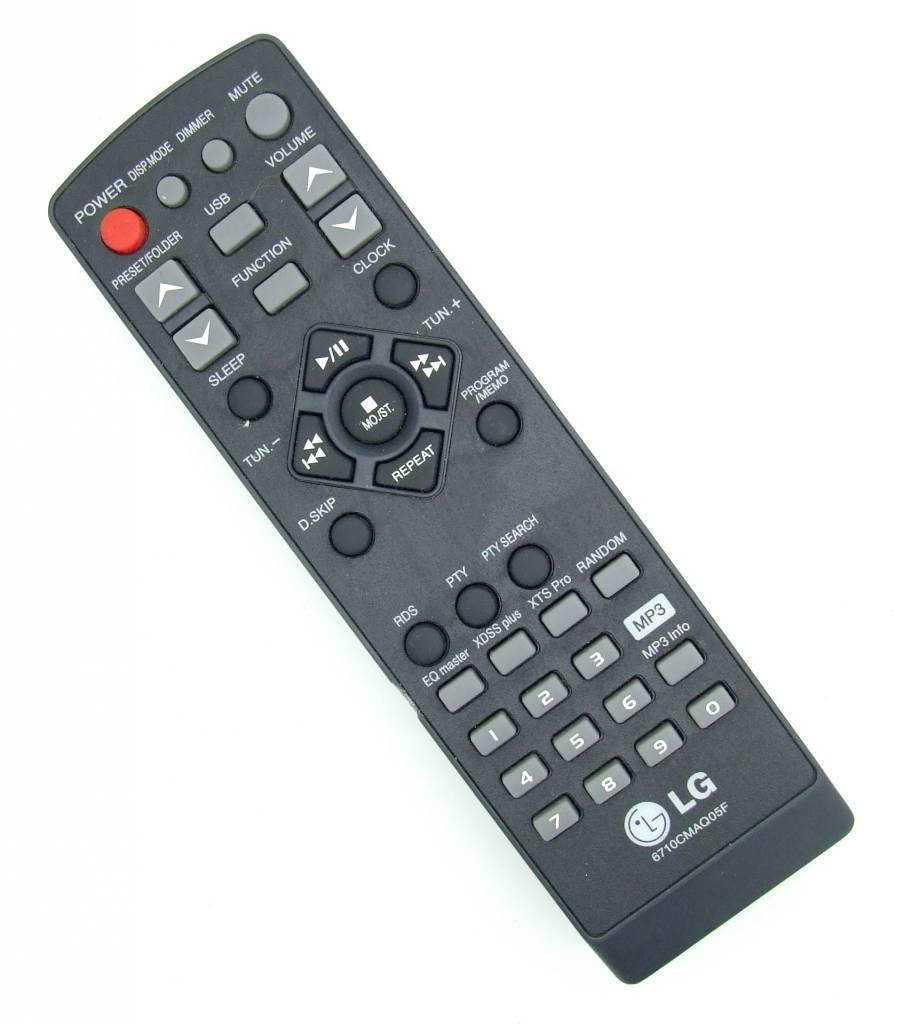 LG Original Fernbedienung LG 6710CMAQ05F Remote Control