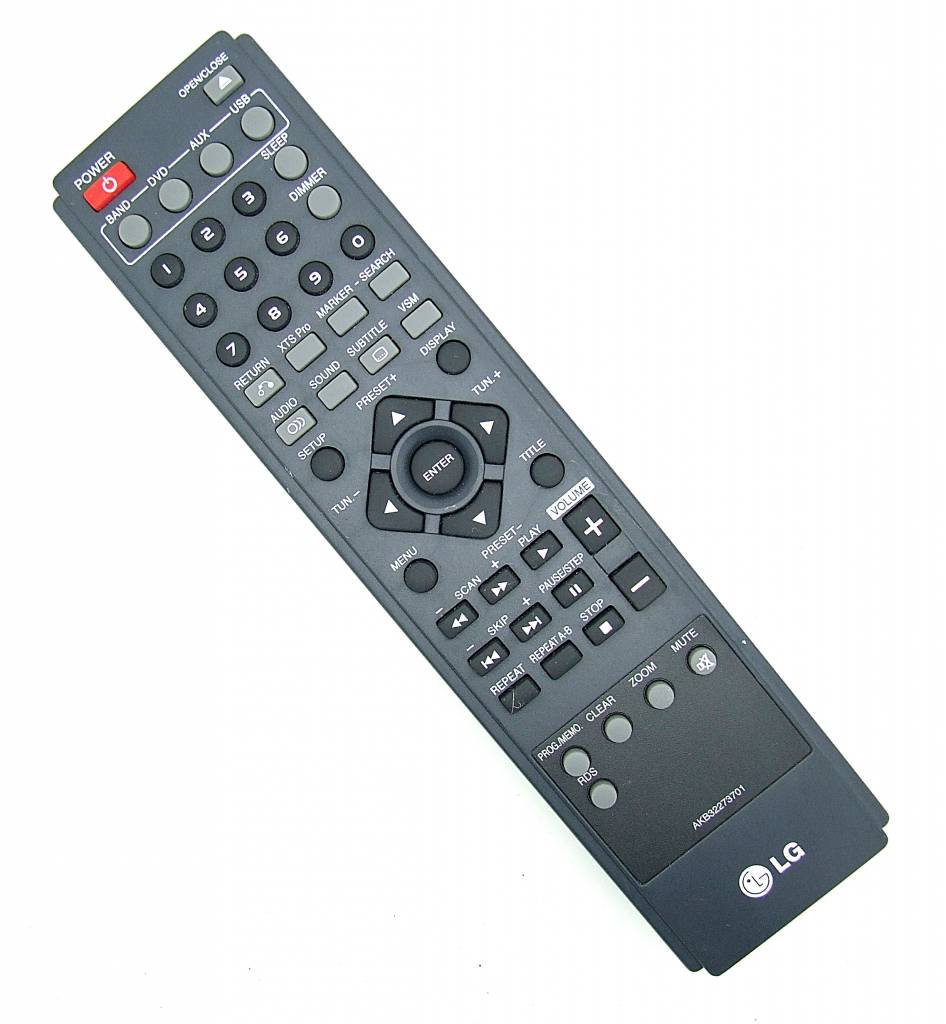 LG Original LG remote control AKB32273701 Home Cinema