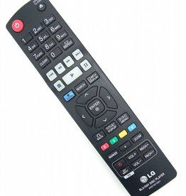 LG Original LG remote control AKB73375501 for BD650 / BD660