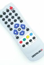 Digitalbox Original remote control Digitalbox TS35/G, TS35 G for Imperial